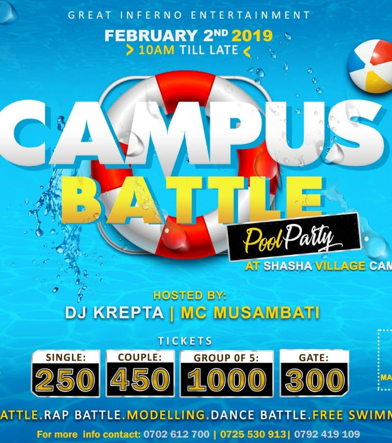 This weeked Voi People Where will you be?!!