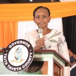 Let's put Taita Taveta on the National Map. First Lady Urges